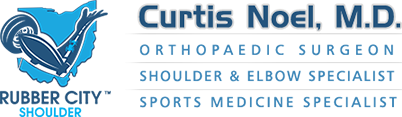 Curtis Noel, M.D. - Shoulder & Elbow Sugery and Sports Medicine